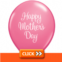 Mothers Day Latex Balloons